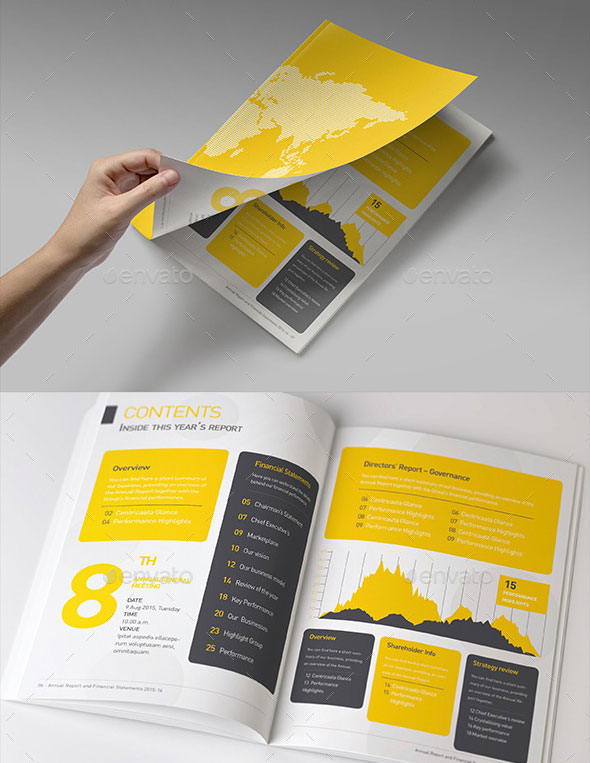 Annual Report Brochure Ver 5.0
