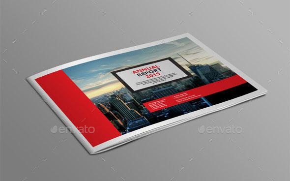 40 best corporate indesign annual report templates  u2013 bashooka