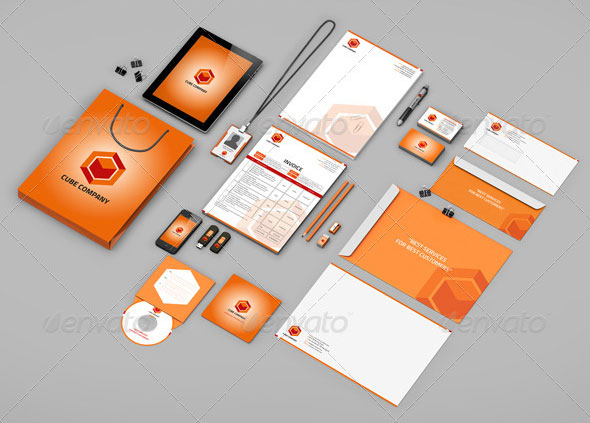 20 remarkable branding identity design templates | web & graphic, Powerpoint templates
