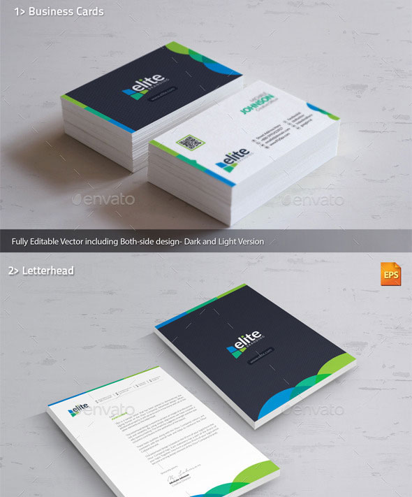 Elite | Business Branding Identity Mega Pack