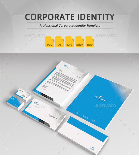 20 Remarkable Branding Identity Design Templates | Web & Graphic ...