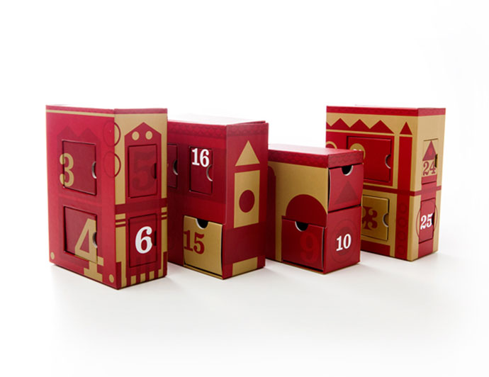 Advent Calendar by Victor Melendez