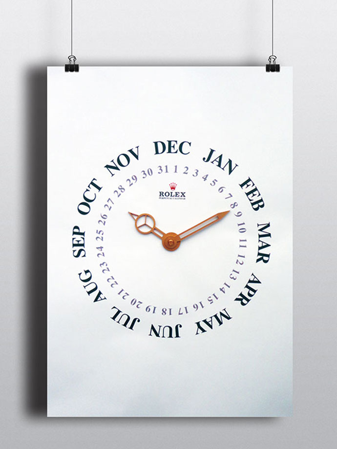 Perpetual Calendar ROLEX by Frederico M. E. Meira