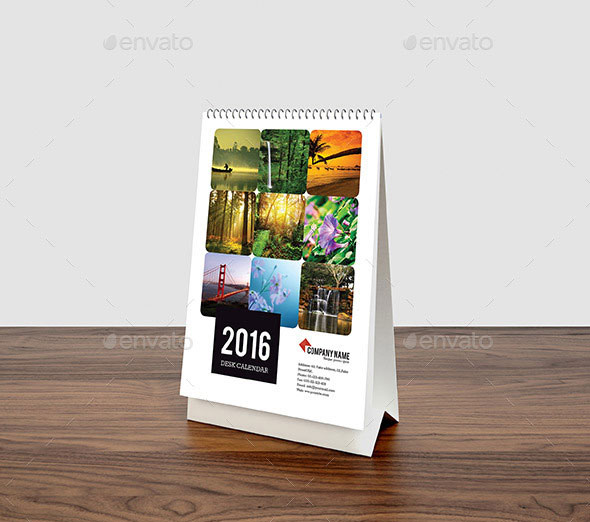 Calendar Ideas For Business : Best calendar templates for web graphic design