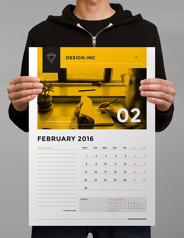 Calendar 2016 - 2017