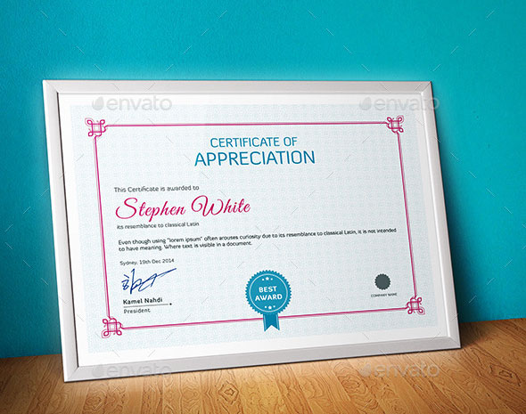 Modern Multipurpose Certificates