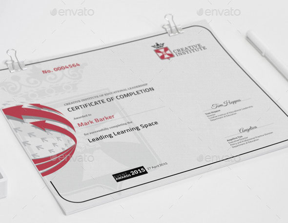 35 best certificate template designs web graphic design bashooka modern certificate download template yadclub Gallery