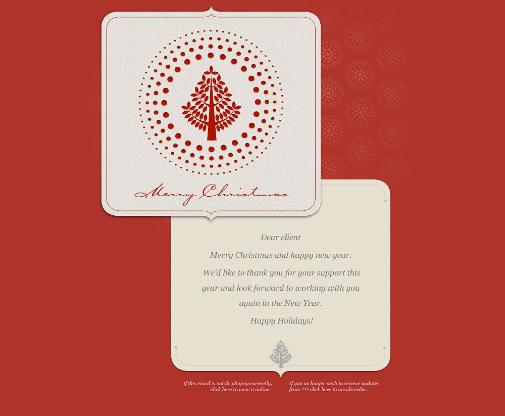 20 wonderful christmas new year email templates web graphic download simple christmas kristyandbryce Images