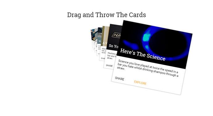 25 Cool CSS Card UI Examples – Bashooka