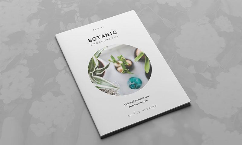 40 beautiful indesign fashion brochure templates  u2013 bashooka