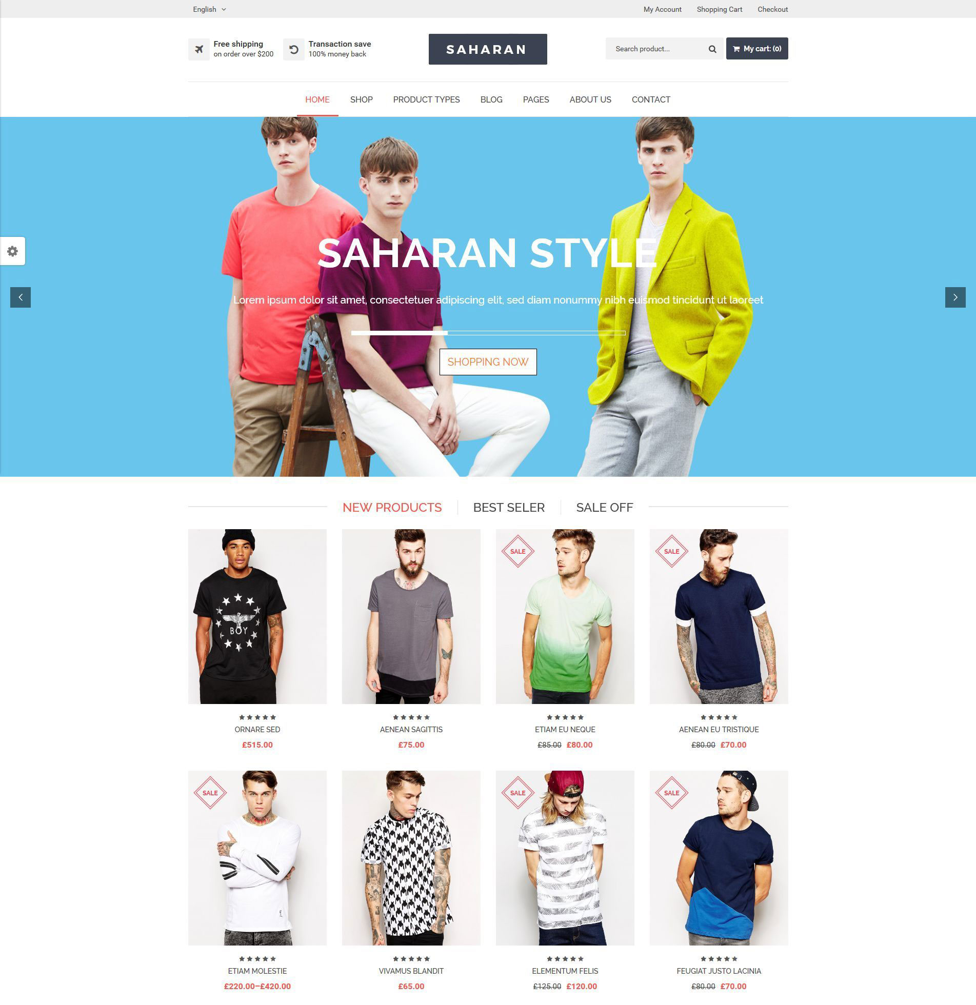 SAHARAN