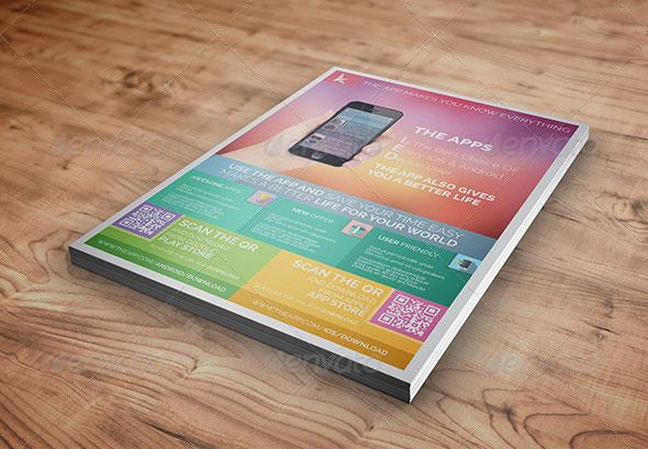 The Mobi App Flyer