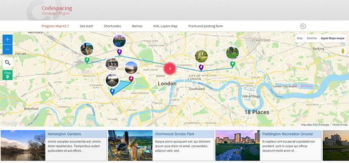 Top 10 Wordpress Google Maps Plugins 2019 – Bashooka