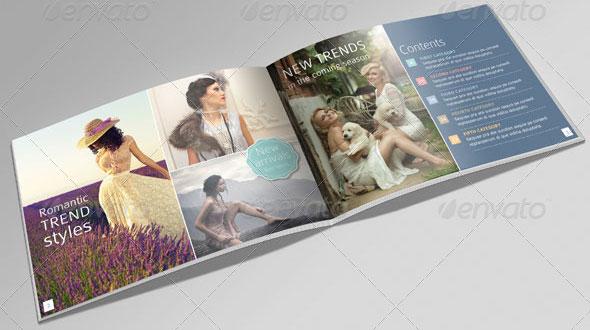 Fashion Catalogue A5
