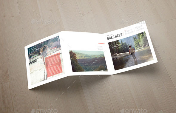 40 beautiful indesign fashion brochure templates web for Cool brochure templates