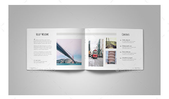 Multipupose Brochure Template