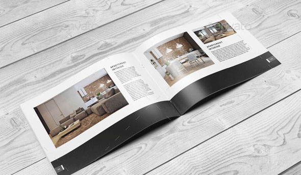 40 beautiful indesign fashion brochure templates web for Graphic designer portfolio template free download