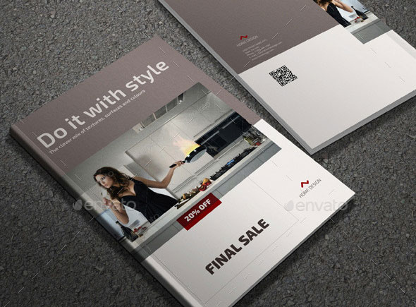 Product Promotion Brochure / Catalog