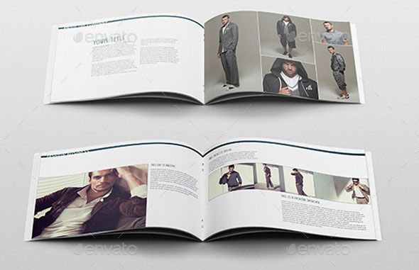 40 Beautiful InDesign Fashion Brochure Templates | Web & Graphic ...