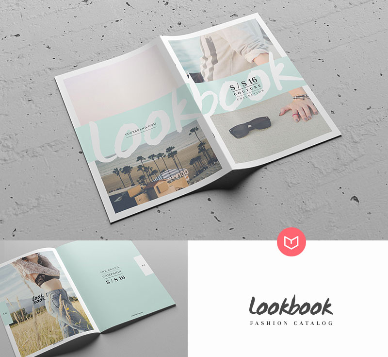 Lookbook / Fashion Magazine + Catalogue