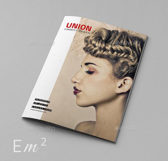 Union - A4 Fashion Lookbook