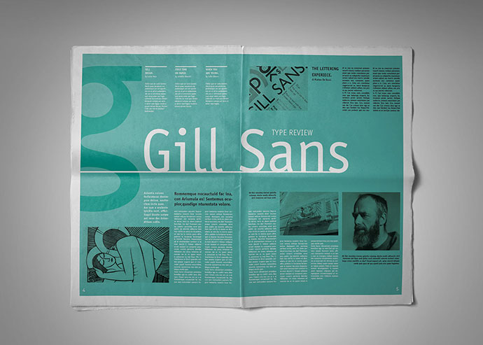 newspaper layout and design pdf