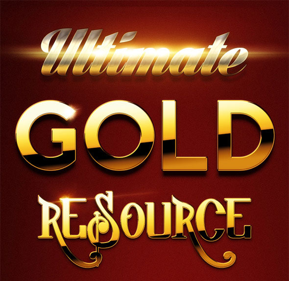 Ultimate Gold Styles
