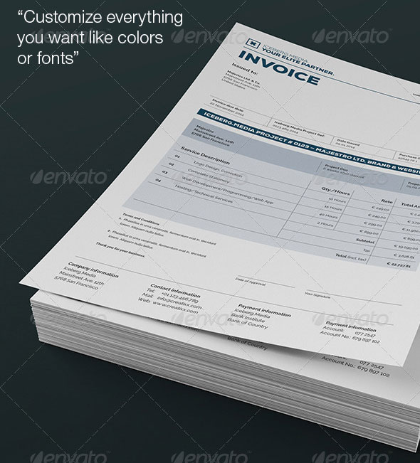 Elite Invoices