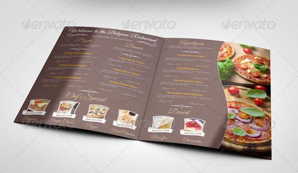 30 high quality psd restaurant mockup templates web graphic
