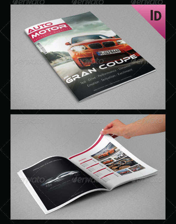 Auto Motor - Automobile Magazine