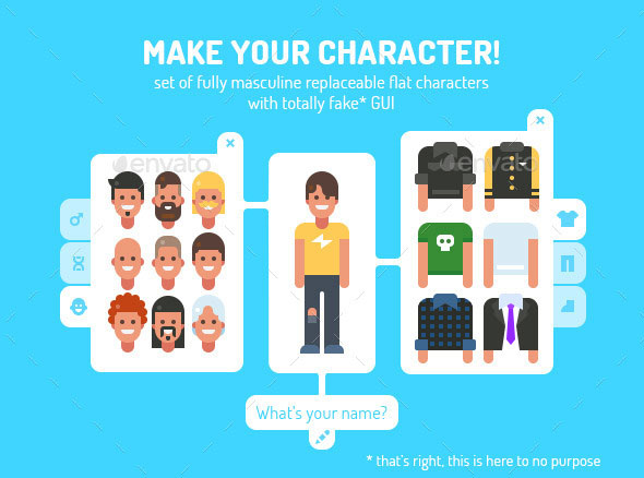 Make Your Character