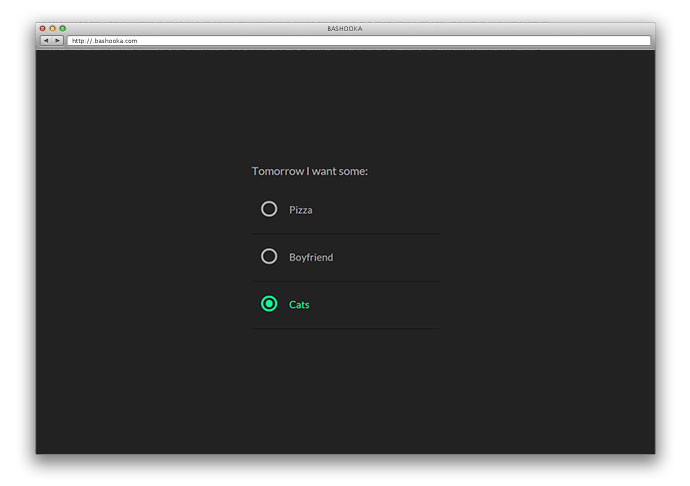 25 Stylish Custom Css Checkboxes And Radio Buttons Bashooka