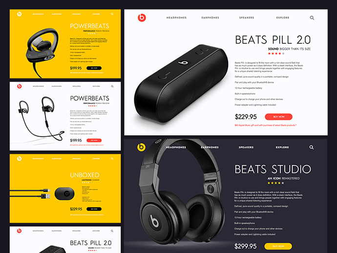 Beats (SKETCH FREEBIE) by Ranjith Alingal