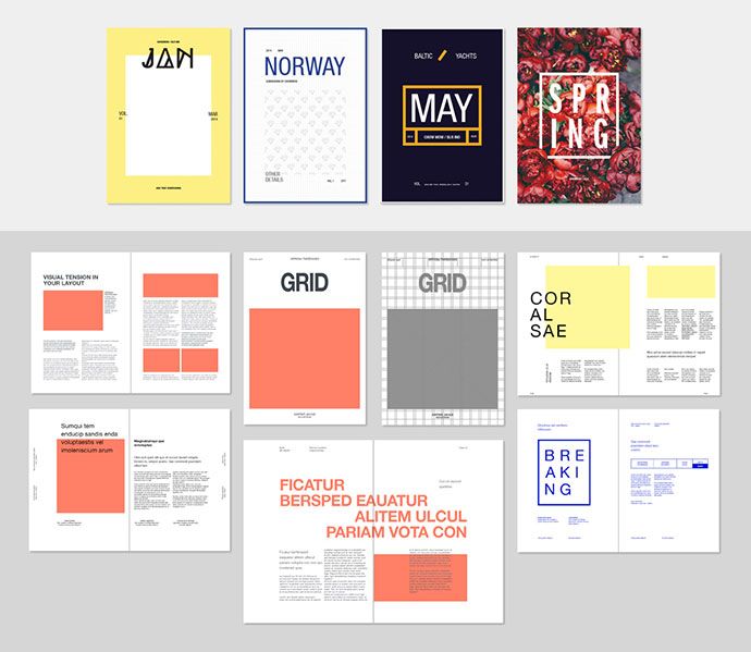 Free Editorial Layouts