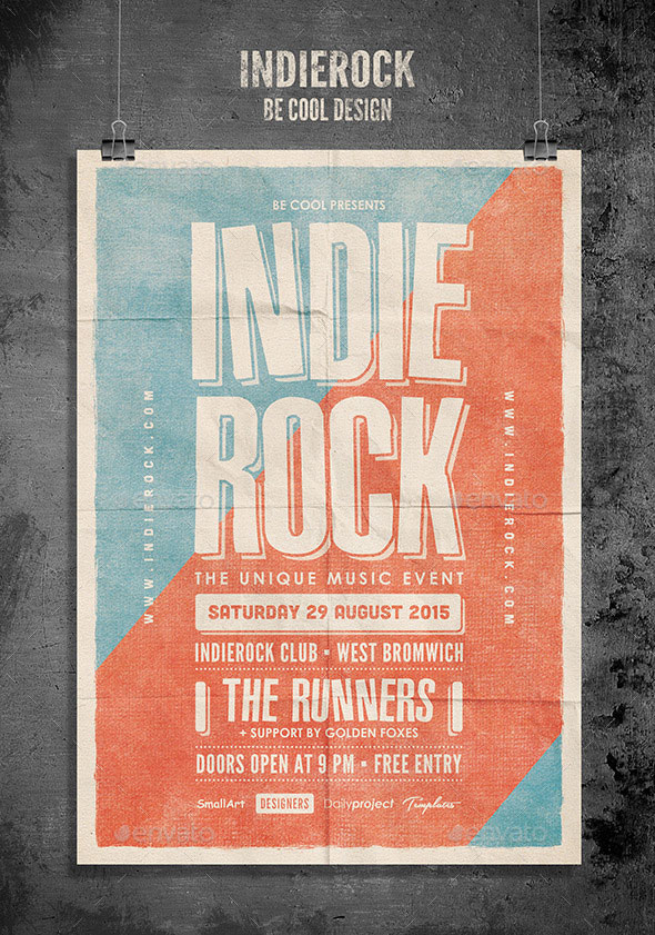 Indie Flyer/Poster