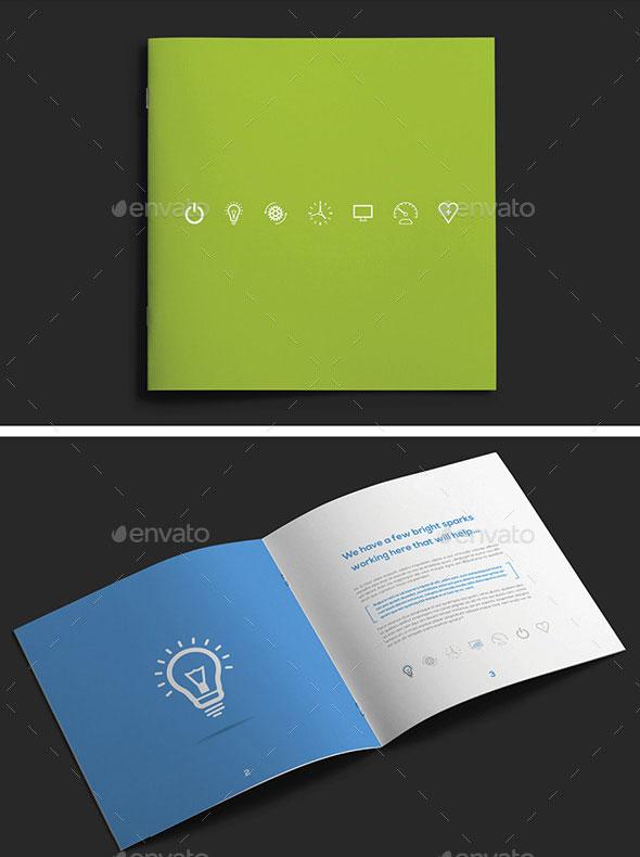 Square Brochure Bundle
