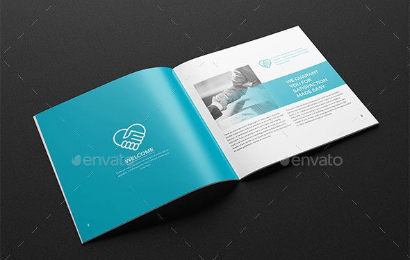 21 striking square brochure template designs web graphic company profile square brochure pronofoot35fo Gallery
