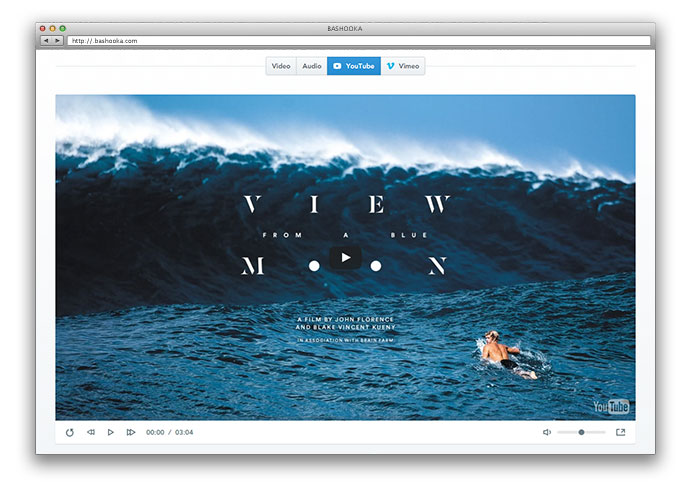 8 Cool jQuery YouTube & Vimeo Plugins – Bashooka