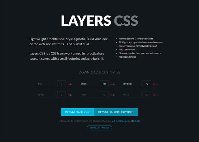 layer CSS