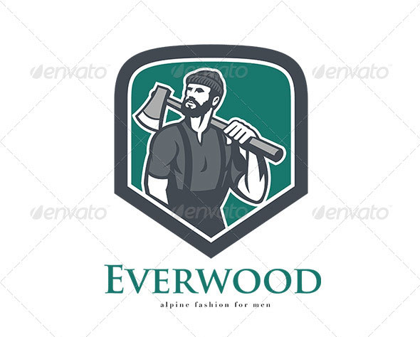 Everwood Alpine Fashion for Men Logo