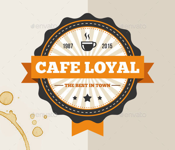 25 cool retro  u0026 vintage logo template designs