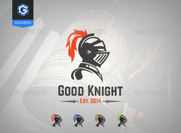 Good Knight logo
