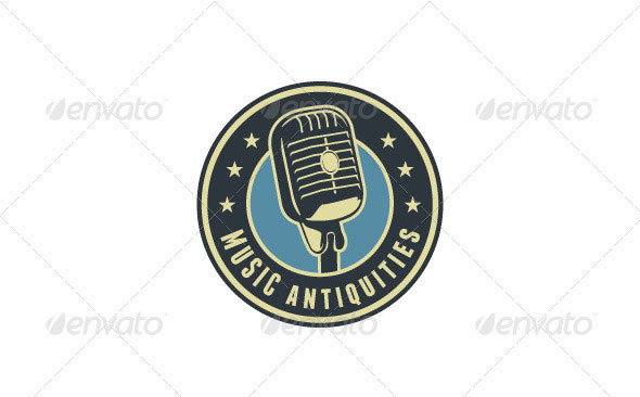 Music Antiquities Logo