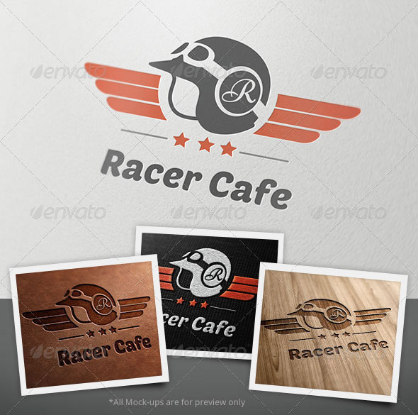 Racer Cafe Logo