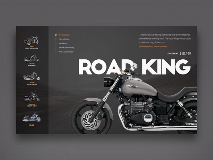 Motorcycles by Corey Haggard