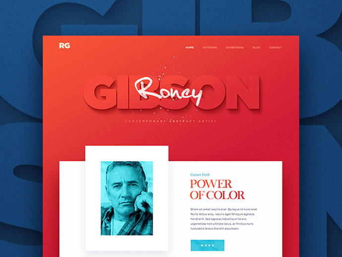 Roney Gibson by Mike | Creative Mints