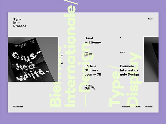 Biennale Internationale Design by Adrián Somoza