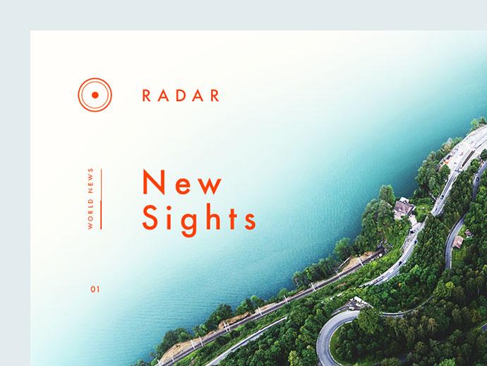 Radar News Detail by Vedad Siljak