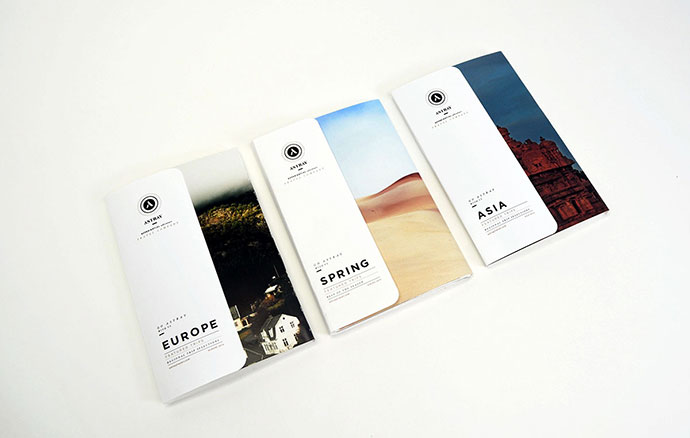 Best Asian Brochure Designs