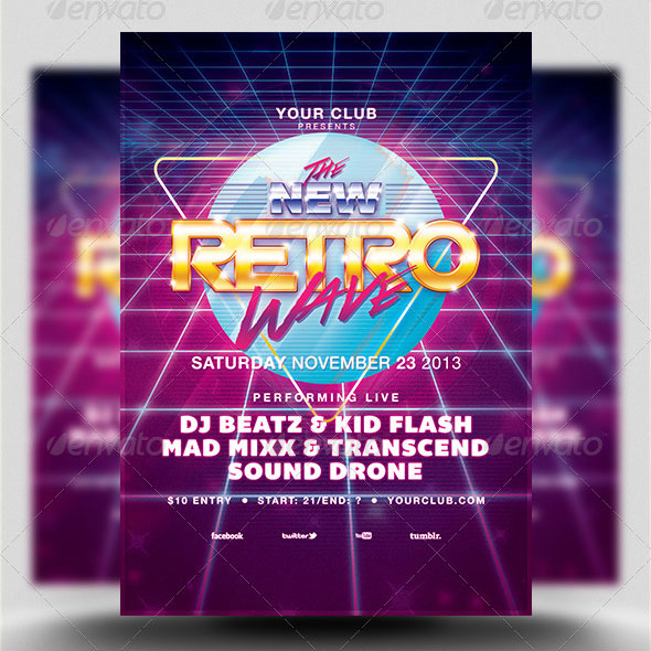 Retro Futuristic Vol.2
